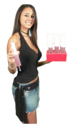 Brick Foam Rack for Jello Shooters