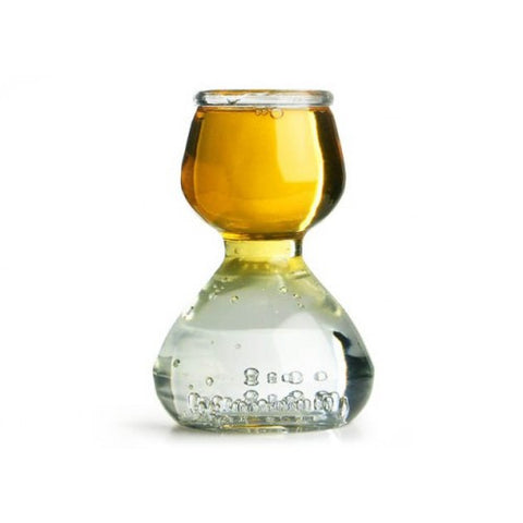 Quaffer Plastic Chaser Shot Glass