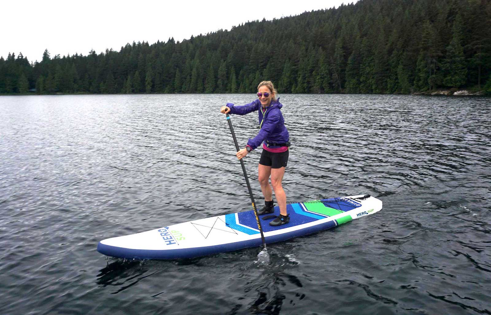 proper paddle boarding technique