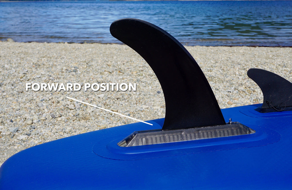 forward position sup fin