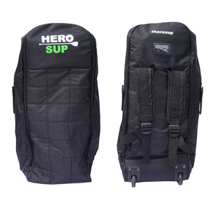 Hero SUP Rolling Travel Backpack