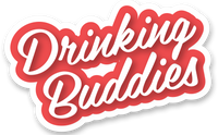 Drinking Buddies Drink Marker Logo