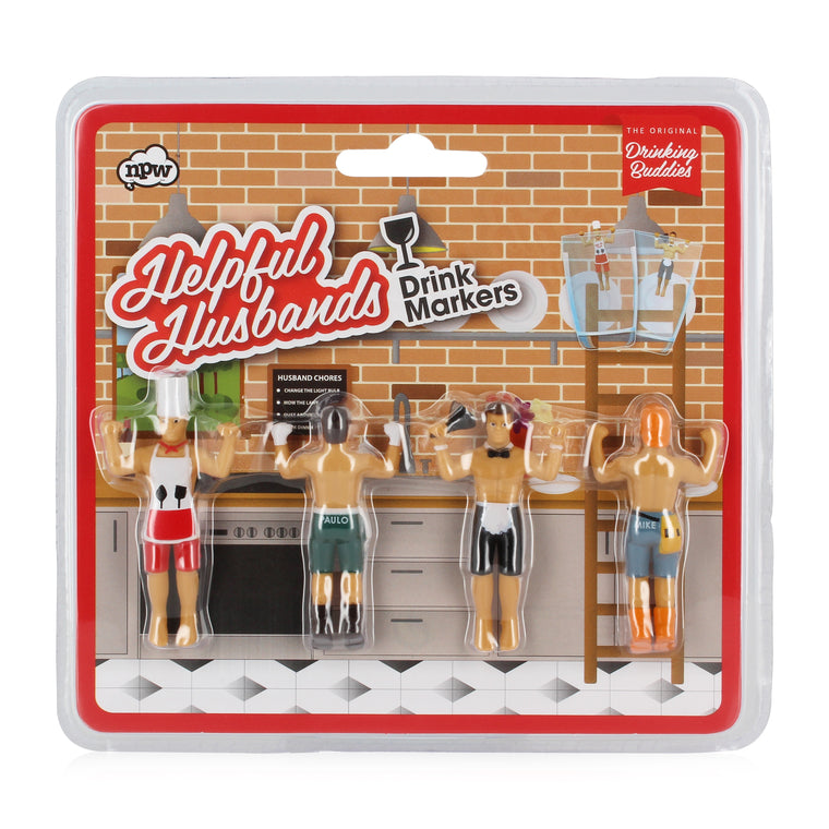 Helpful Husbands Drink Makers - Limited Edition