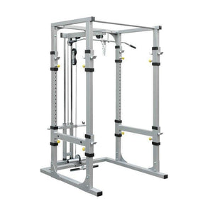 Vo3 Impulse Series - Power Cage Lat / Low Row Option