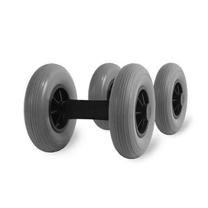 Ultimate Fitness All-Terrain Ab Wheel Set
