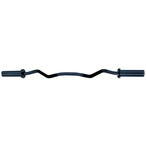 "Ultimate Fitness 47"" EZ Curl Bar"