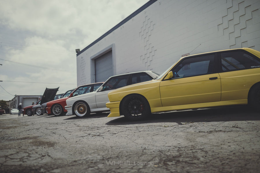 Funfzehn & BMW CCA Meet 4/28/19