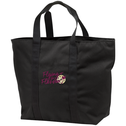 FFF Logo Port & Co. All Purpose Tote Bag
