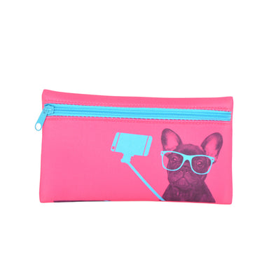 French Bulldog Pencil Case