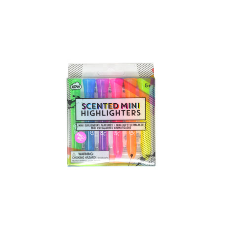 Sketch & Colour Scented Highlighters