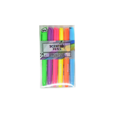 Sketch & Colour Scented Pen Set