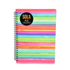 Sola Wiro Notebook Stripe A5