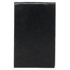 WHSmith Black Pocket Size Memo Notebook