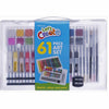 WHSmith Let's Create 61 Piece Art Set