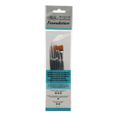 Winsor And Newton Foundation Watercolour Brushes