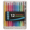 WHSmith Twistable Crayons (Pack of 12)