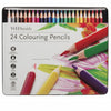 WHSmith Artist's Colouring Pencils (Pack of 24)