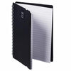 WHSmith Black Polypro A6 Notebook