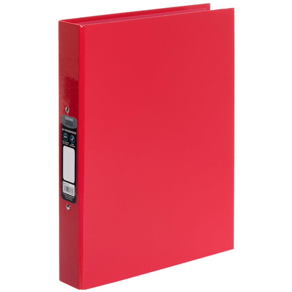 WHSmith Red Board Ringbinder
