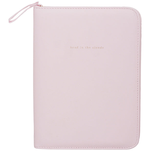 Pink Inspirational Journal Planner
