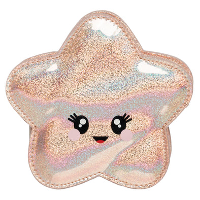 Holographic Starfish Purse