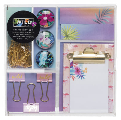 Acrylic Stationery Set