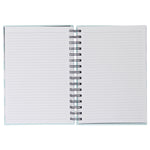 Henley Blue Stripe Chunky A5 Notebook