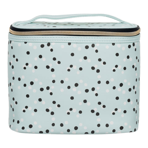 Henley Polka Dot Lunch Bag