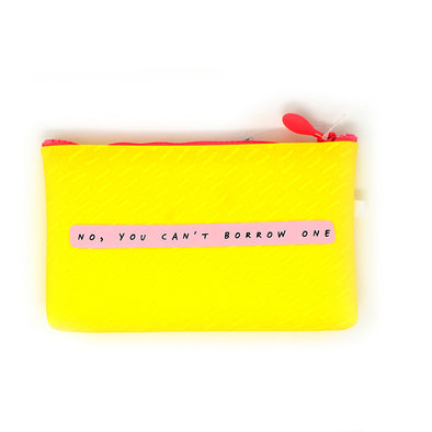 Notes To Self  Pencil Case