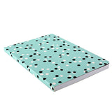 HENLEY BLUE DOT FLEXI NOTEBOOK A5