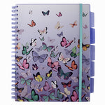 AMAYA BUTTERFLY PROJECT BOOK A4