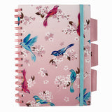 AMAYA BIRD PROJECT NOTEBOOK A5