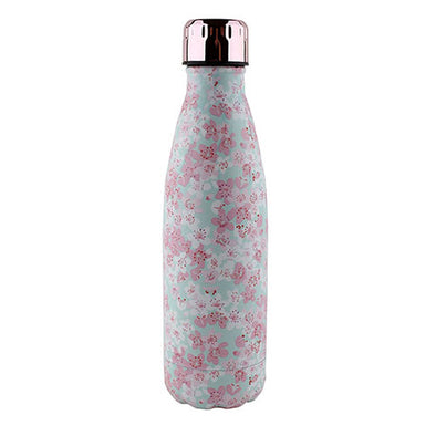 AMAYA FLORAL  METAL BOTTLE 500ML