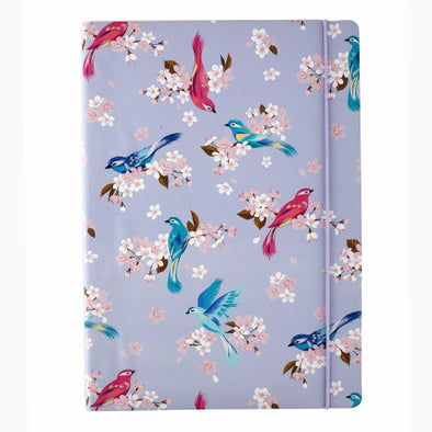 AMAYA BIRD FLEXI NOTEBOOK A4