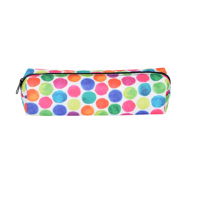 Sola Dot Square Pencil Case