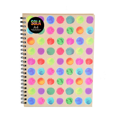 Sola Wiro Notebook Spot A4