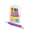 WHSmith Art Colouring Pens Assorted Ink (Pack of 15)