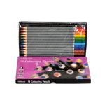 WHSmith Art Colouring Pencils (Pack Of 12)