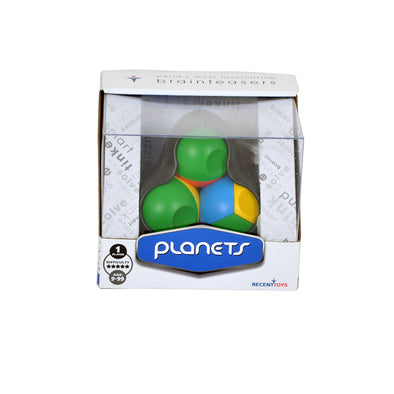 Planets Puzzle