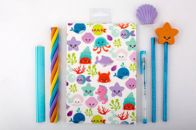 POP SEA STATIONERY SET