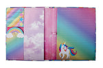 POP RAINBOW STICKY NOTES B5