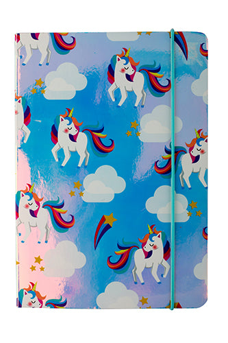 POP UNICORN NOTETBOOK A5