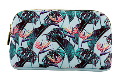 PALM TREES PENCIL CASE