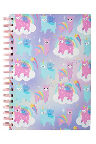 POP LAMA  WIRO NOTETBOOK B5