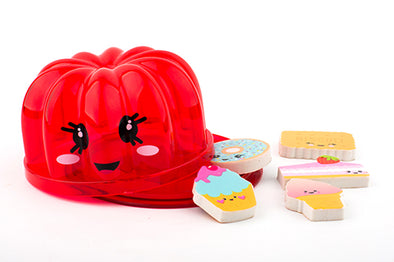 POP JELLY ERASER SET
