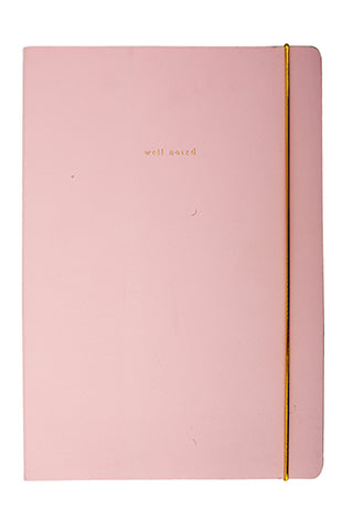 MODERNO PINK NOTETBOOK A4
