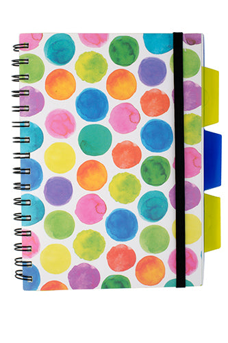 SOLA PROJECT NOTEBOOK SPOT A5