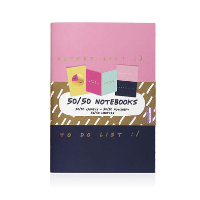Notes To Self  50/50 Notebooks