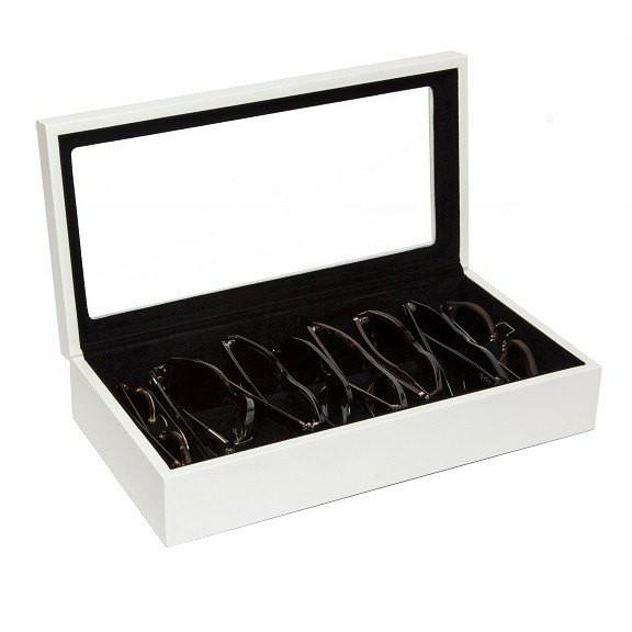 EYEWEAR BOX LARGE WHITE