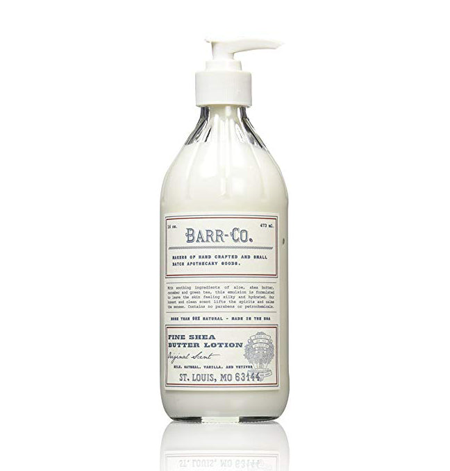 BARR CO SHEA BUTTER